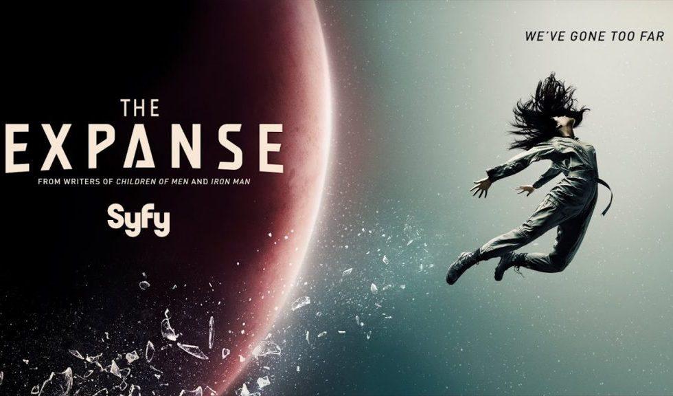 Syfy cancela The Expanse, pero se está comprando en otros puntos de venta