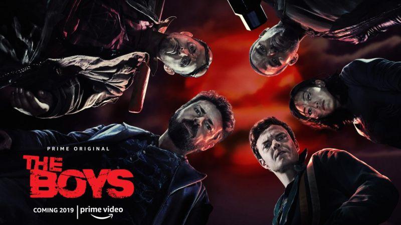 The Boys Featurette destaca la versión subversiva de los superhéroes
