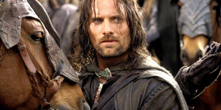 Viggo Mortensen ofrece su consejo al elenco de El Señor de los Anillos de Amazon