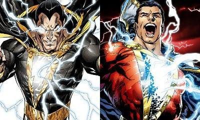 ¡Por qué Black Adam de Dwayne Johnson no aparecerá en Shazam de DC!  película