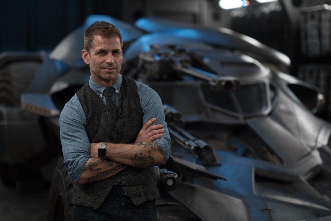 Zack Snyder y Jay Oliva desarrollan series de anime originales para Netflix