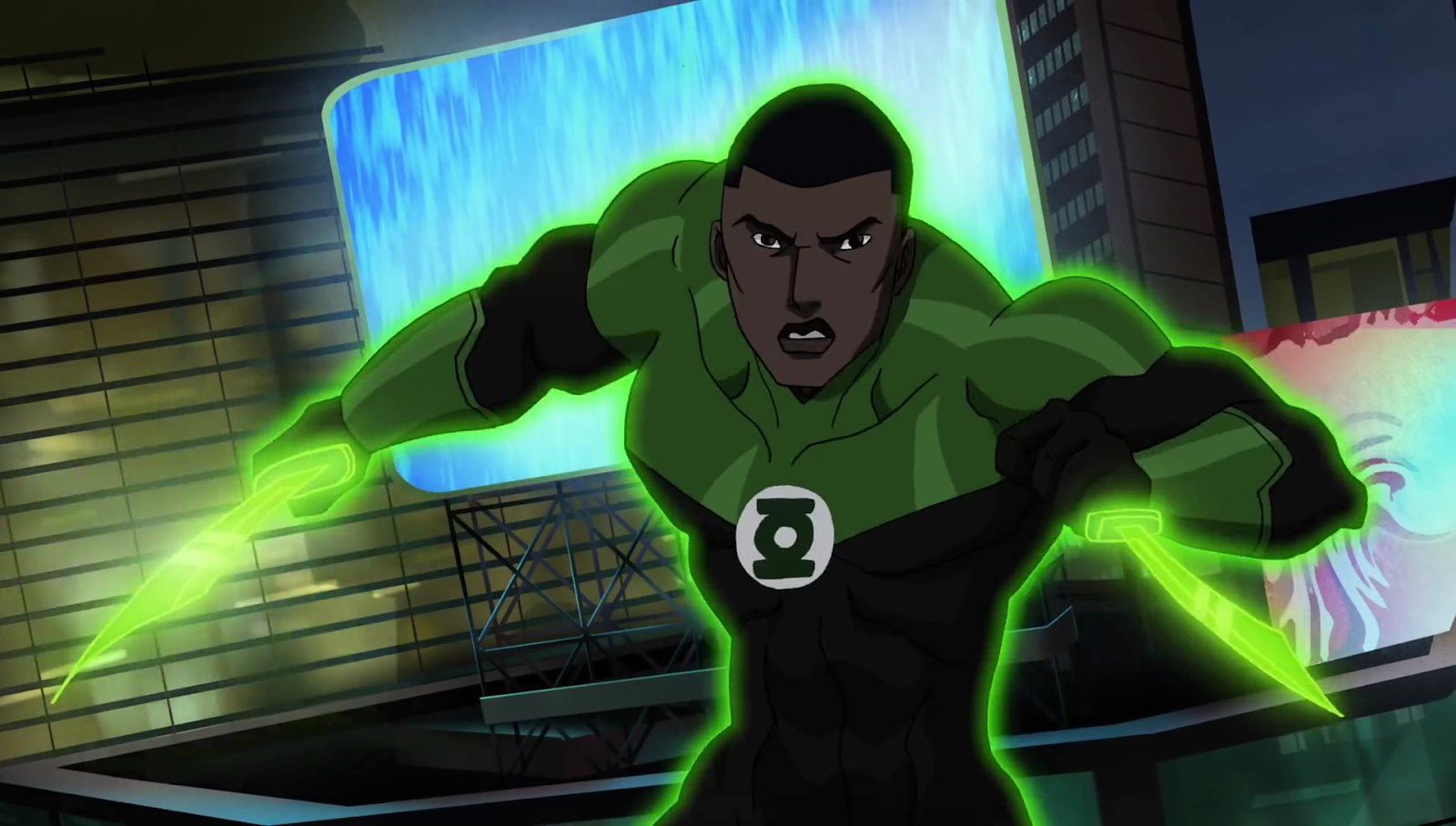 Experiencia Nerd: Green Lantern Corps |  Warner estaría ...
