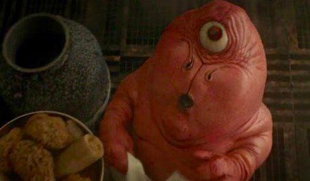 Warwick Davis revela su cameo 'alienígena desnudo tuerto' eliminado de Star Wars: The Last Jedi