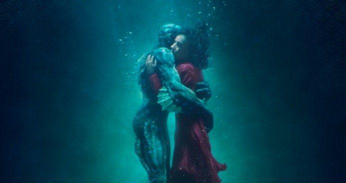 Guillermo del Toro gana el Premio DGA por La forma del agua