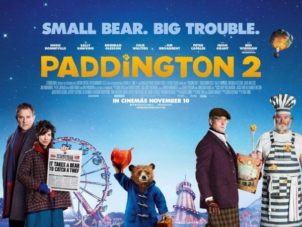 Paddington 2 se convierte en la película mejor revisada de todos los tiempos en Rotten Tomatoes