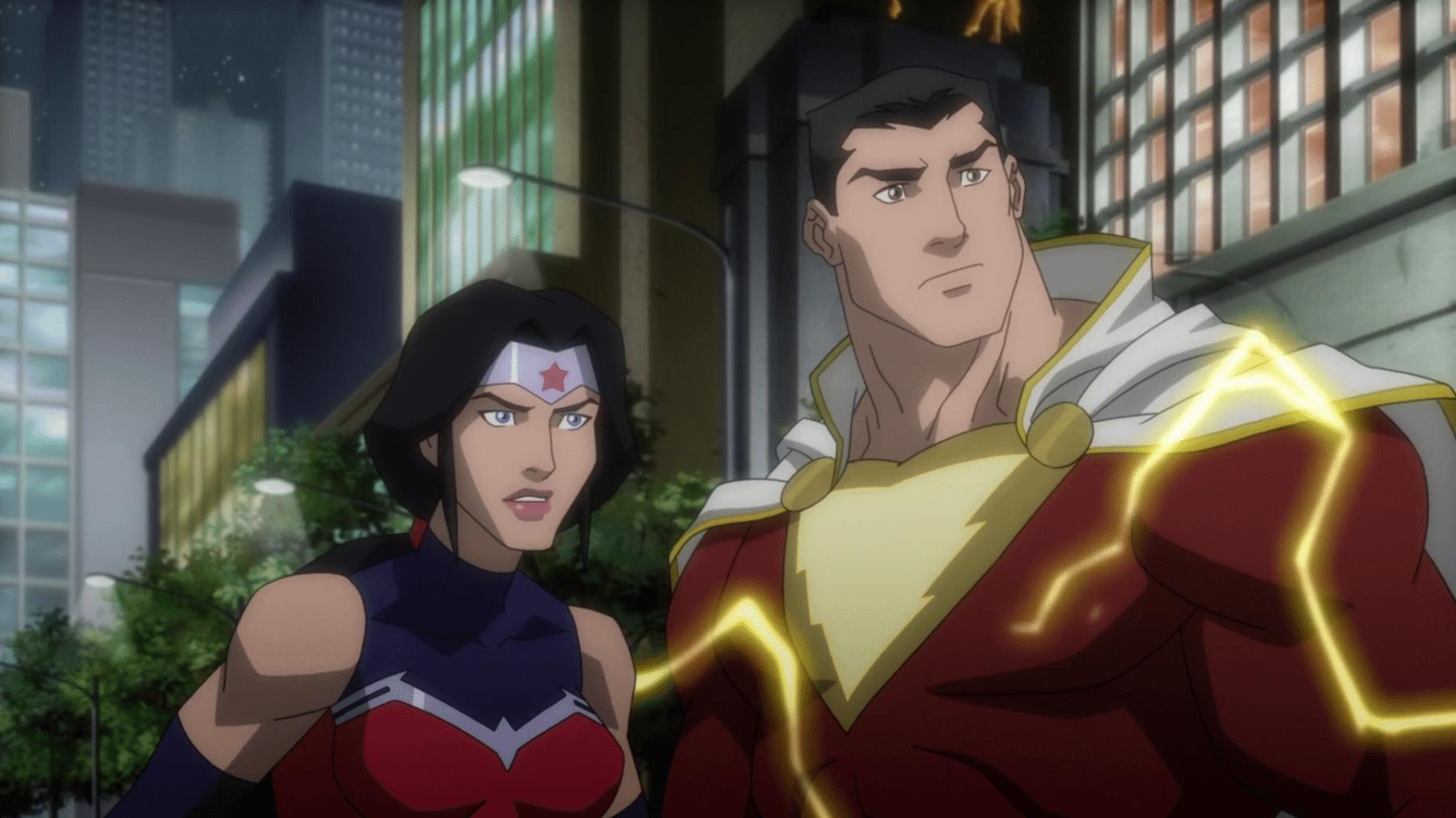 Zachary Levi habla sobre Shazam, quiere un cameo de la Mujer Maravilla de Gal Gadot