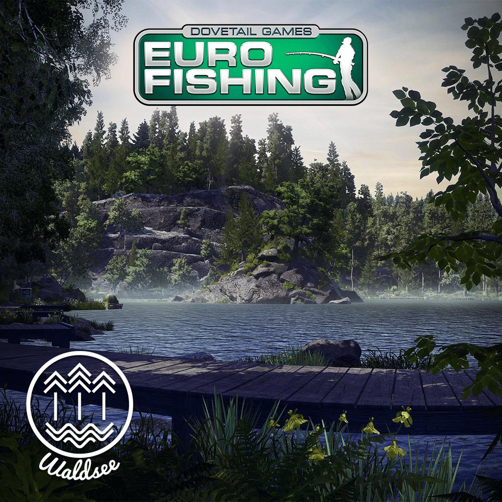 El DLC de Waldsee llega a Euro Fishing la próxima semana