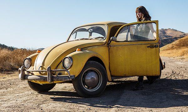 Primera imagen oficial del spin-off de Transformers Bumblebee: The Movie