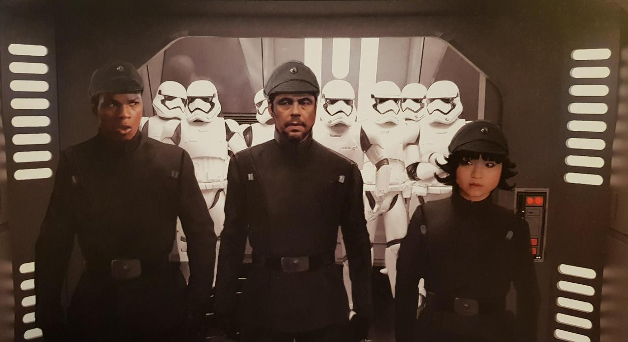Nuevo arte conceptual de Star Wars: The Last Jedi y Star Wars: The Force Awakens