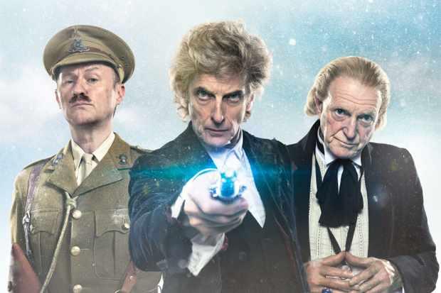Mire un clip del Especial de Navidad de Doctor Who - 'Twice Upon a Time'