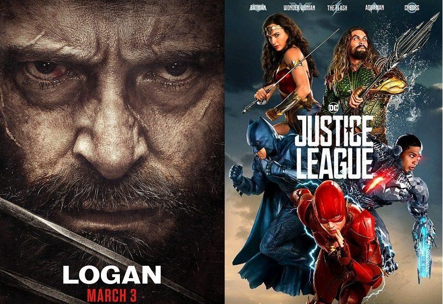 Justice League supera a Logan en la taquilla mundial