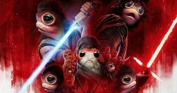 Star Wars: The Last Jedi Rian Johnson 'se disculpa' por los Porgs