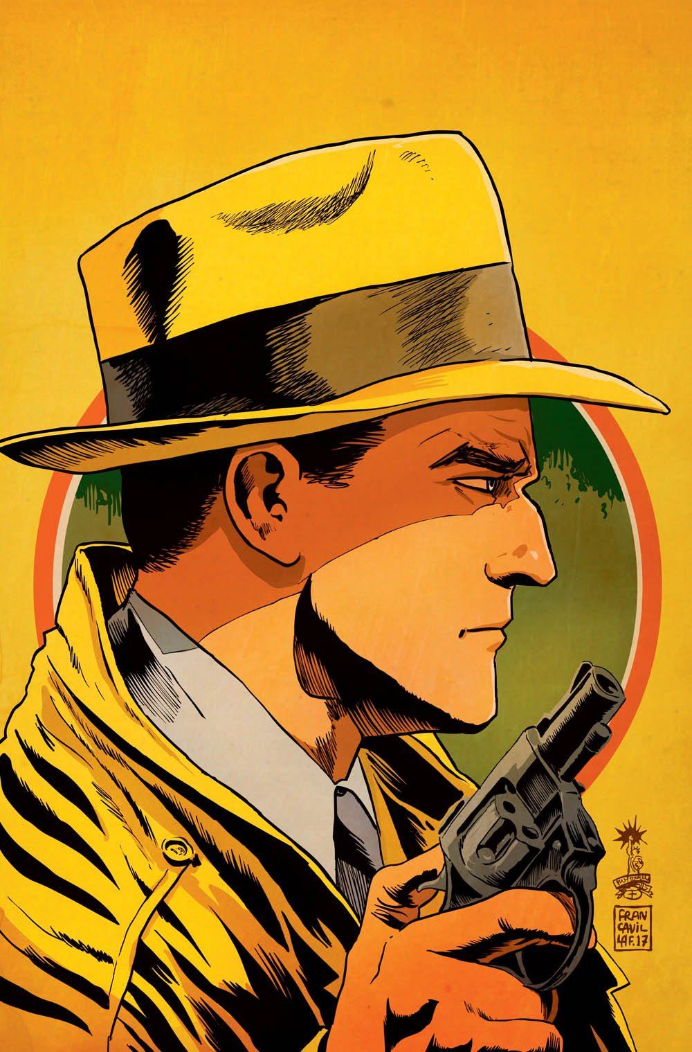 Archie Comics explorará los primeros días de Dick Tracy con nuevas series en curso