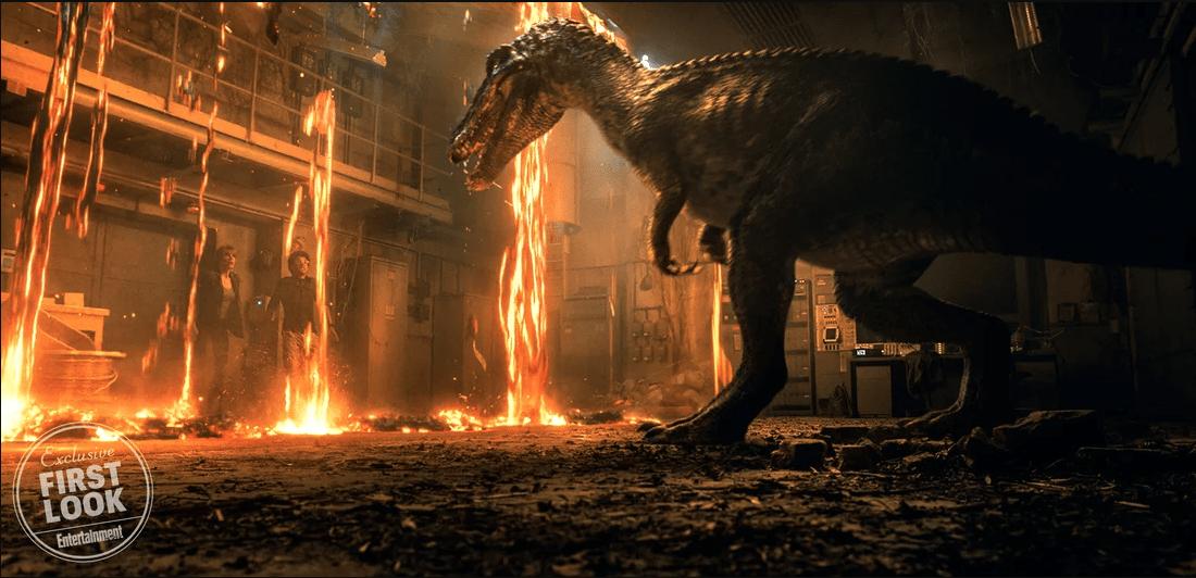 Bryce Dallas Howard revela los primeros detalles de la trama de Jurassic World: Fallen Kingdom