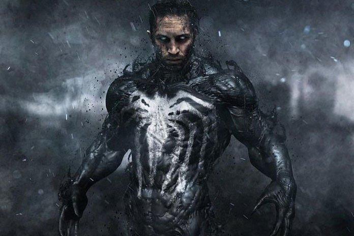 ¿Es este el primer vistazo al disfraz de Tom Hardy Venom?