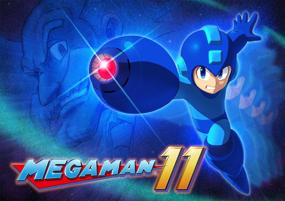 Mega Man 11 anunciado oficialmente para 2018