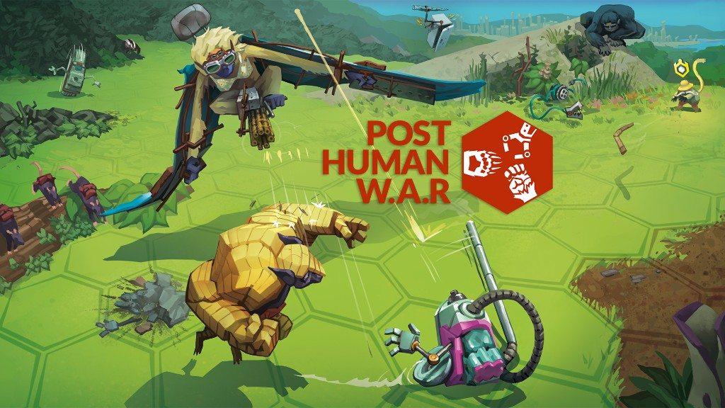 La estrategia por turnos Post Human WAR abandona Early Access este diciembre