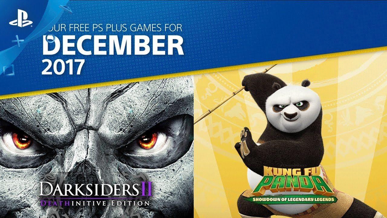 Sony revela la línea de juegos de Playstation Plus para diciembre de 2017