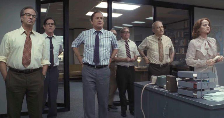The Post, de Steven Spielberg, nombrada película de la Junta Nacional de Revisión de 2017