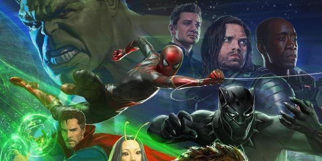 El trailer de Avengers: Infinity War aterriza hoy, 20 películas más de MCU, Jumanji recibiendo críticas positivas y más - Resumen de noticias diarias