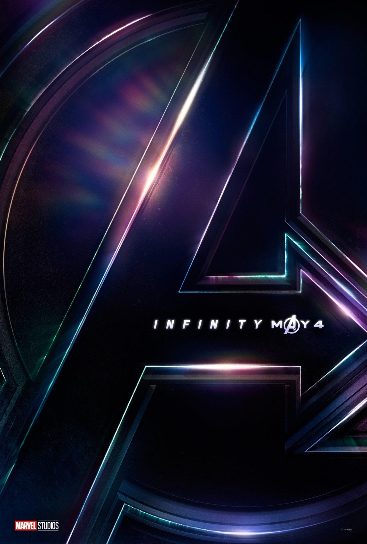Marvel's Avengers: Infinity War recibe un póster teaser