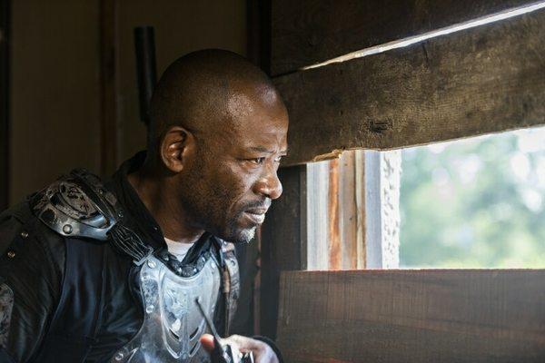 Morgan de Lennie James se muda a Fear the Walking Dead