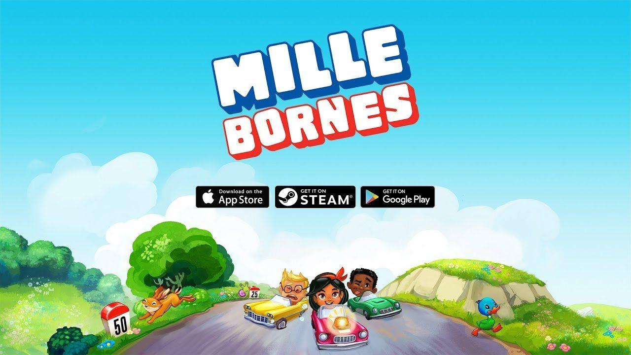 El juego de mesa digital Mille Bornes ahora disponible en Steam, Android e iOS