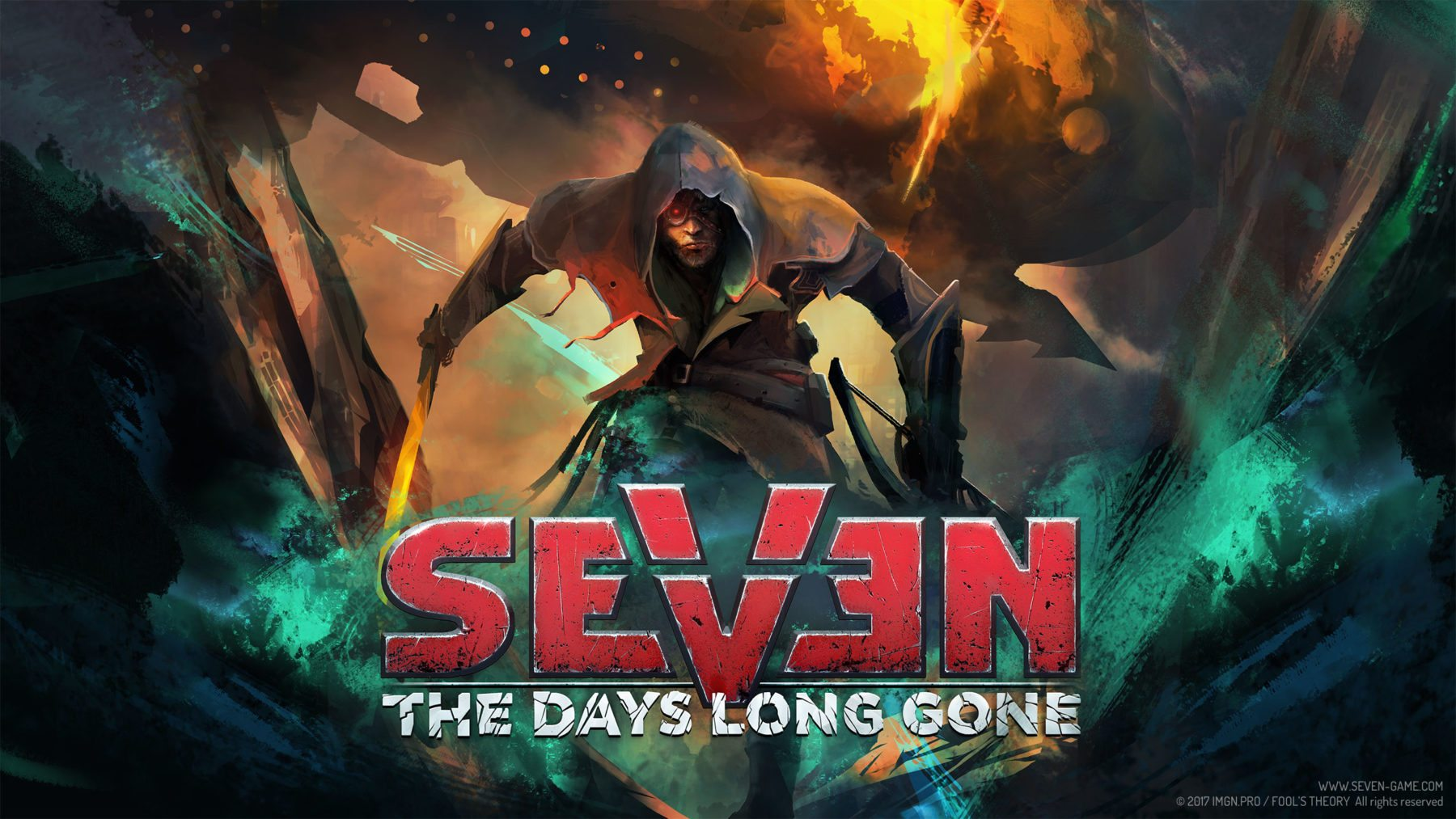Nuevo trailer de Seven: The Days Long Gone