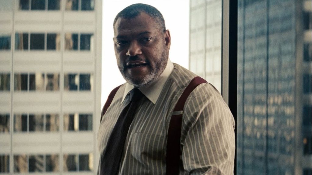 Laurence Fishburne sobre el intercambio del DCEU por el MCU con Ant-Man and the Wasp