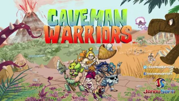 El juego de plataformas prehistórico Caveman Warriors llega a Switch este diciembre