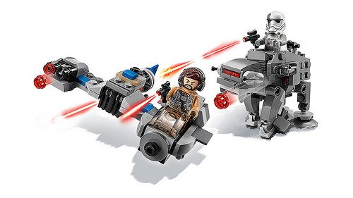 Ski-Speeder-vs.-First-Order-Walker-Microfighters-75196