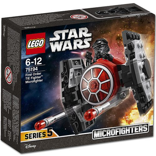 Primer orden-TIE-Fighter-75194
