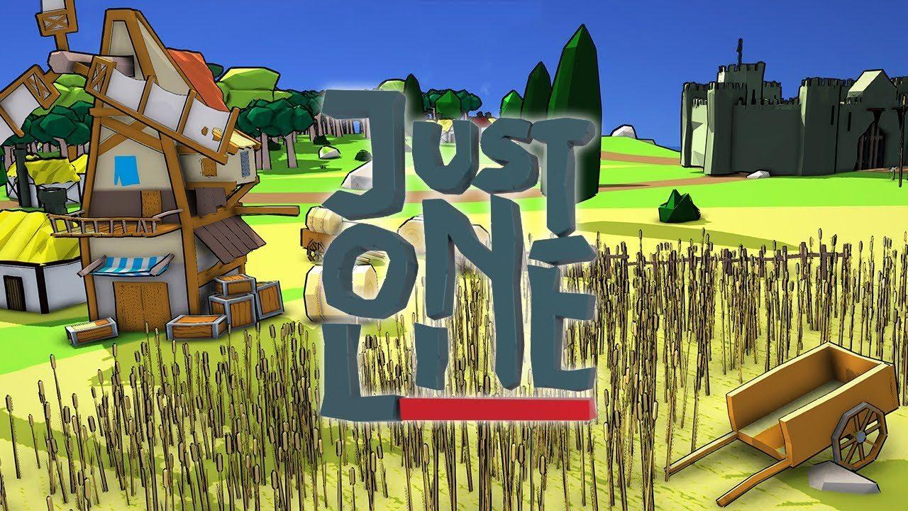 Demo jugable, nueva actualización y avance de Just One Line llegan en línea