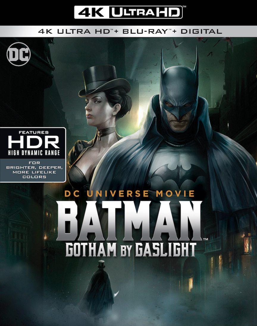 Fecha de lanzamiento de Batman: Gotham By Gaslight, sinopsis y características especiales reveladas