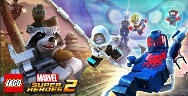 LEGO Marvel Super Heroes 2 llega este viernes, mira el tráiler de lanzamiento aquí