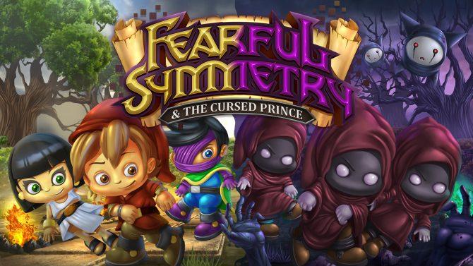 Fearful Symmetry & The Cursed Prince llegará a la familia Xbox One este diciembre