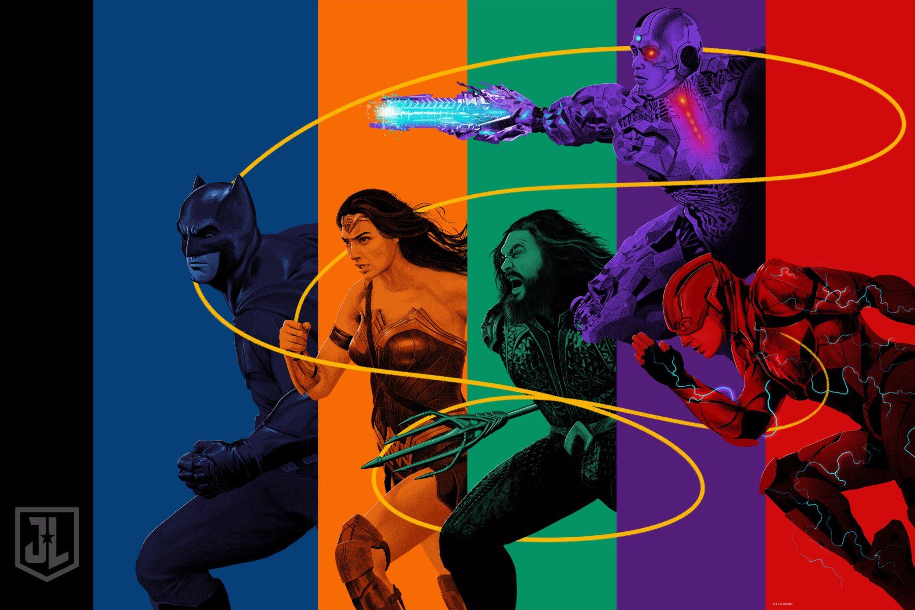 Justice League recibe un nuevo banner y más anuncios de televisión