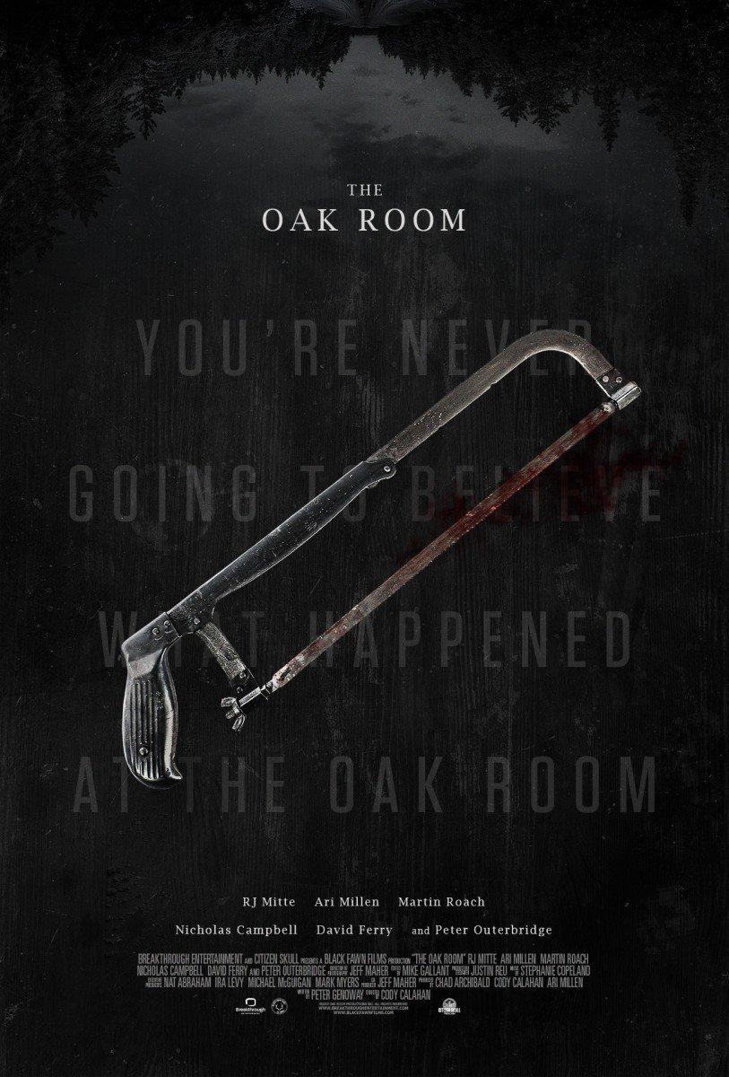 Reseña de la película - The Oak Room (2020)