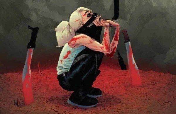 Revisión de cómic: algo está matando a los niños # 7