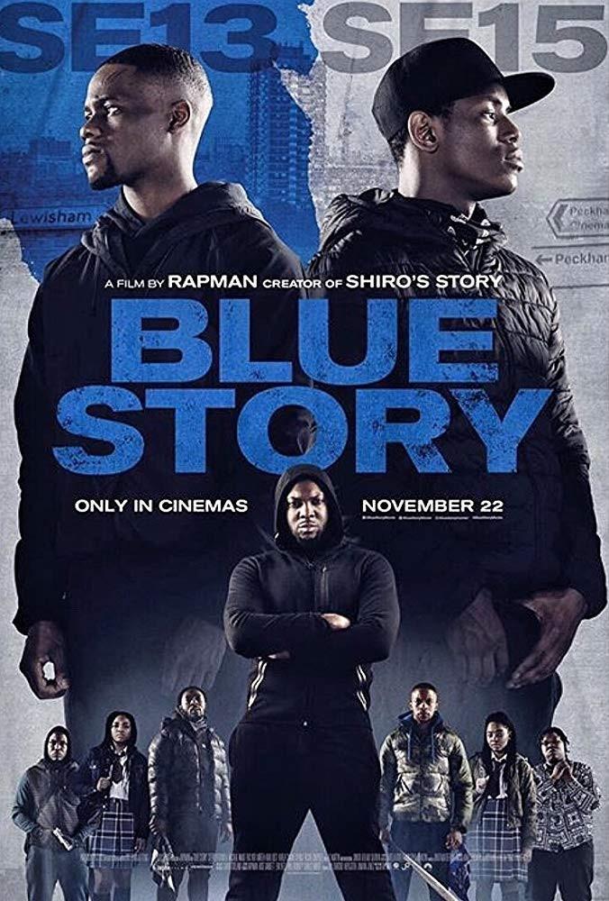 Reseña de la película - Blue Story (2019)