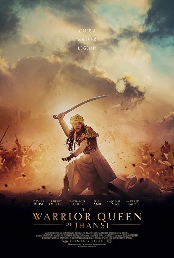 Reseña de película - La reina guerrera de Jhansi (2019)