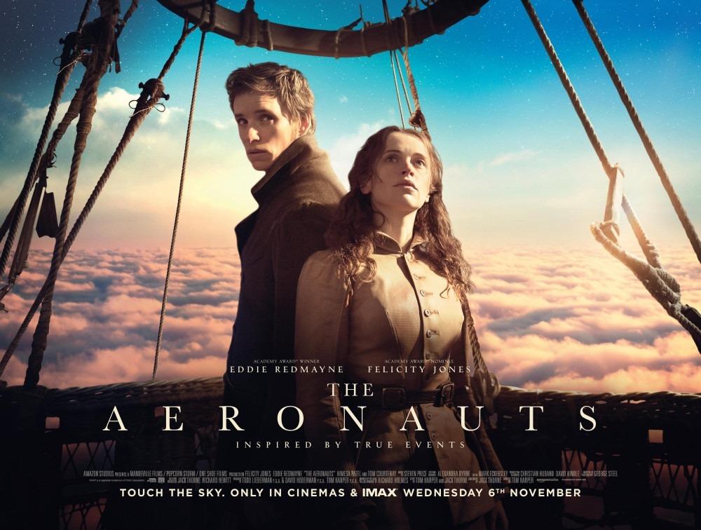 Reseña de la película - The Aeronauts (2019)
