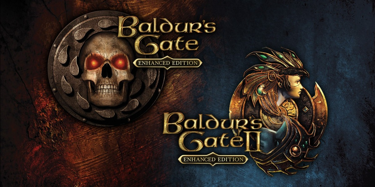 Revisión de videojuegos - Edición mejorada de Baldur's Gate I & II