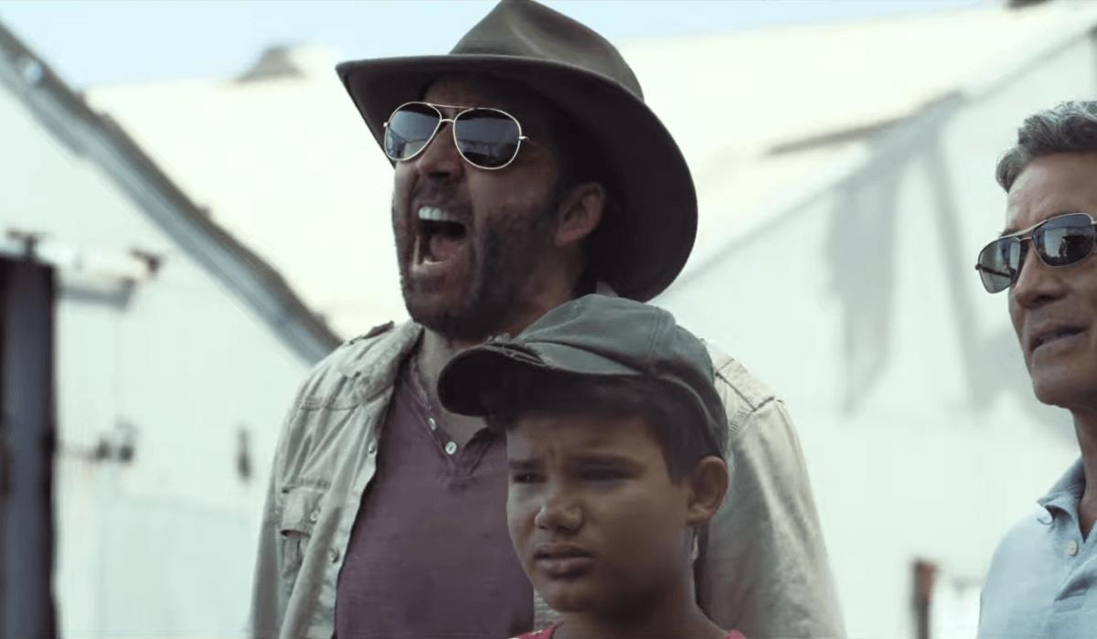 Reseña de película - Primal (2019)