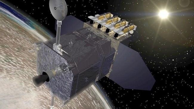 Observatorio de Dinámica Solar, por la NASA