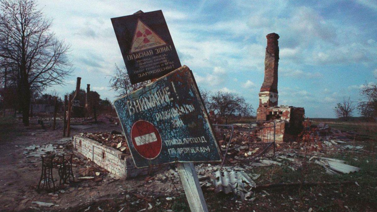 Aventuras en la historia · Chernobyl: en este día, en 1986, el ...