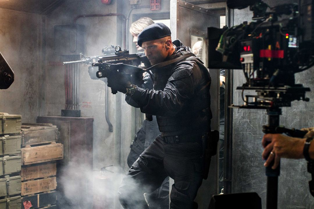 Foto de Jason Statham - The Expendables 3: Foto de Jason Statham ...