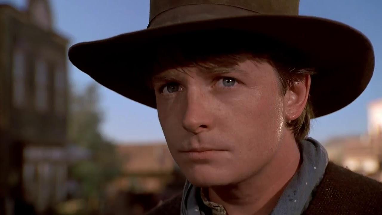 Regreso al futuro Parte III / Mejor escena / Michael J. Fox / Marty McFly ...