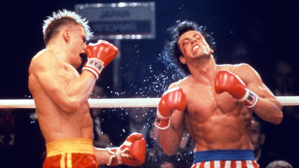 Hablar de Rusia sin hablar de fútbol: Rocky 4 - Diário Missões