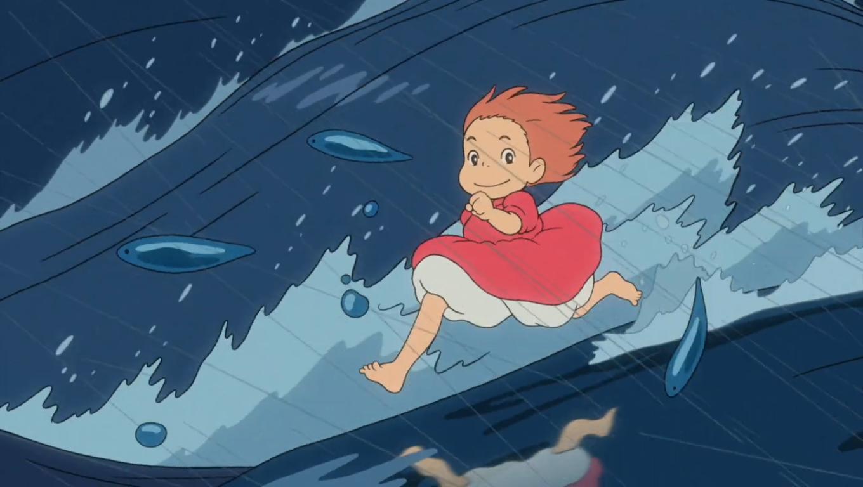Revisión |  Ponyo: una amistad que vino del mar (2008)